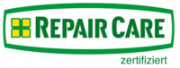 Repair Care zertifiziert
